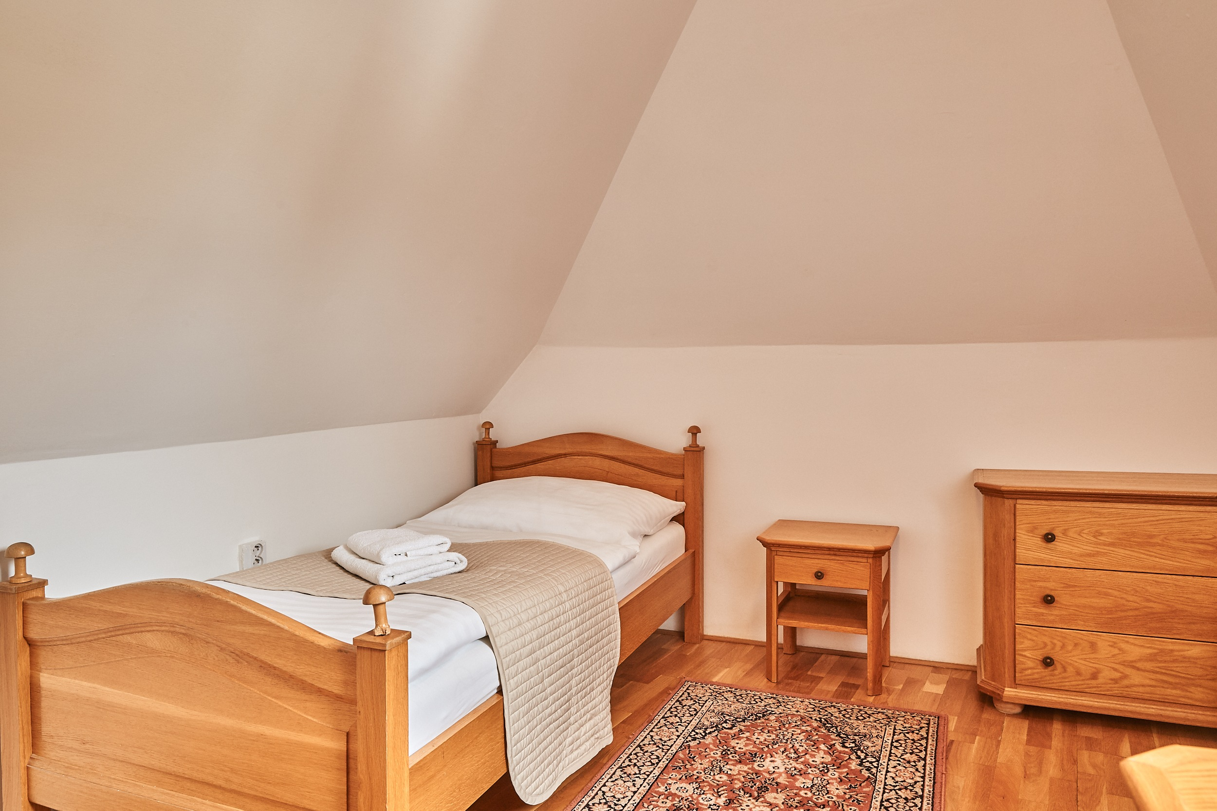 hotel salamander štvorlôžková izba
