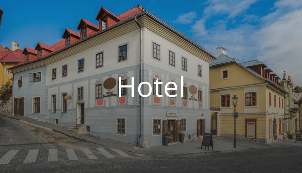 hotel salamander banska stiavnica